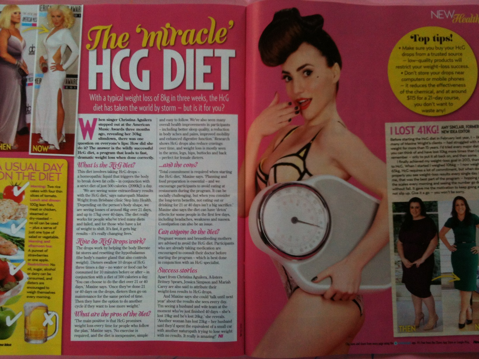 The Miracle HCG Diet